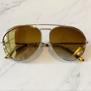 Diff Eyewear • Koko Gold Sunglasses